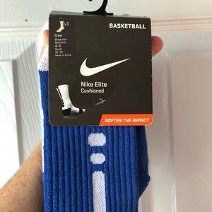 Nike Elite Cushioned Basketball Crew Socks